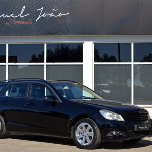 Mercedes-Benz C220 Cdi W204